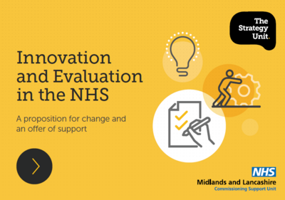 Innovation & Evaluation in the NHS